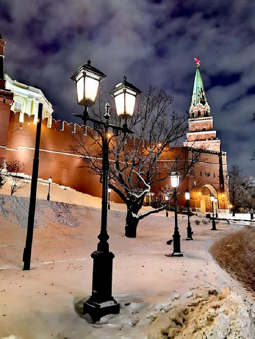 Mosca - Cremlino